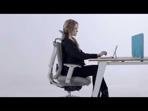 Lumbar Help in Ergonomic Chairs
