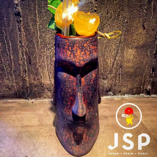 My Tai***** New Cocktail Menu Coming Soon... Cinco JSP Let's rock \m/  #cinco #jsp #japan #spain#peru #nikkei #restaurant #tapas #athens #kolonaki #skoufa #endlessdream #cincoathens #pisco #sake #ceviche #tiradito #tigersmilk #causa#cheesecake#mytai#cocktails