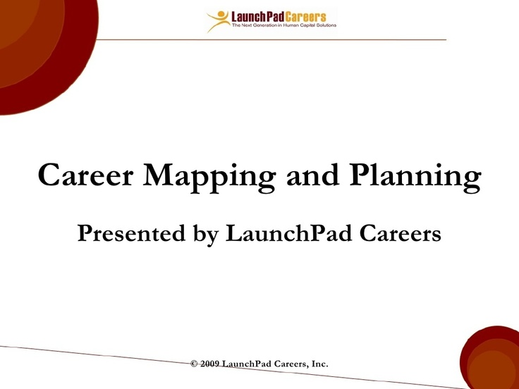 career-mapping-and-planning by Abraham Jankans via Slideshare
