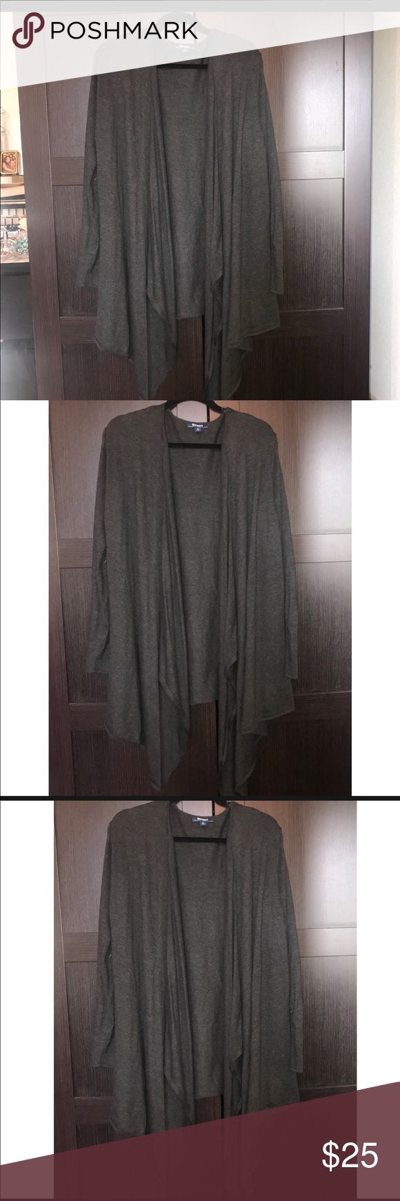 Old Navy grey cardigan Old Navy grey long cardigan Old Navy Sweaters Cardigans