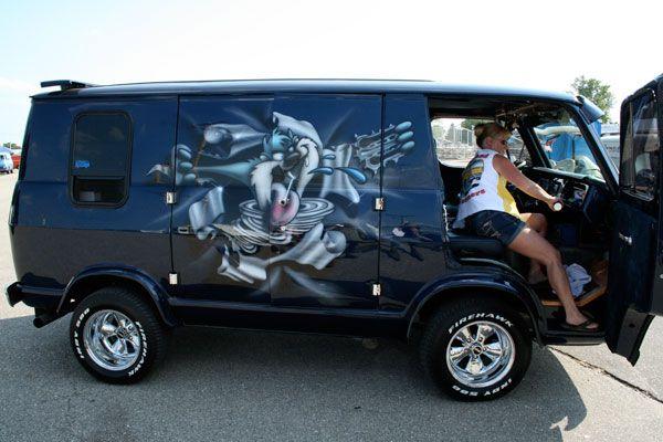 Van-Tastic: 15 Crazy Customized Vans
