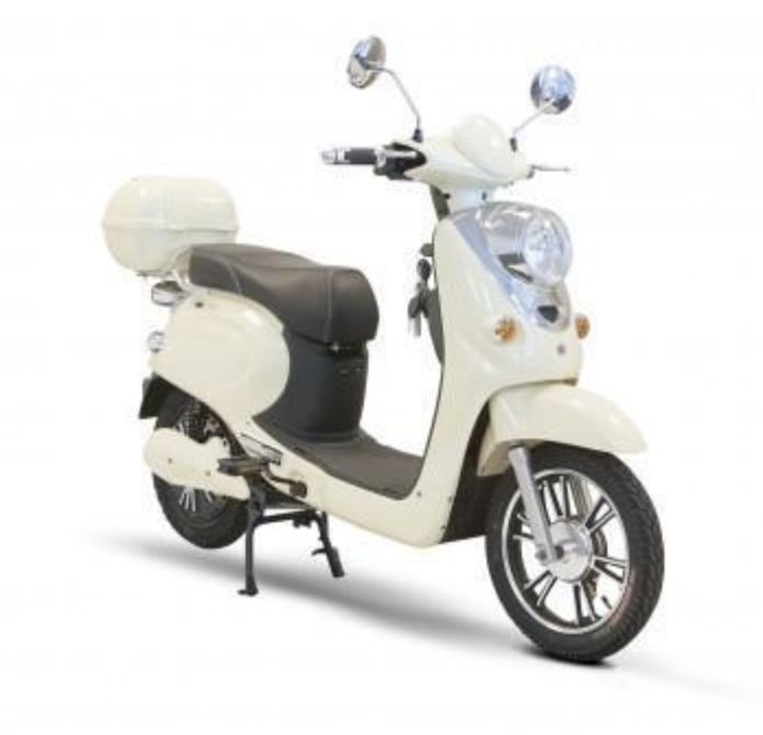 E-Wheels EW-09 Electric Moped Scooter