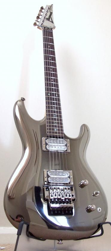 guitarra cromo---chrome guitar