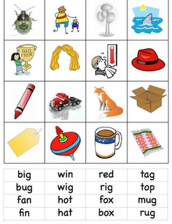Short Vowels Picture/Word Match--This is an activity where students need to match the picture with its corresponding word. All of the words used in this word match have short vowel sounds. This would help students in their recognition of short vowel sounds as they say each word when they match it to its picture.