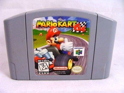 Mario Kart 64 (Nintendo 64, 1997) #n64 #mariokart #nintendo