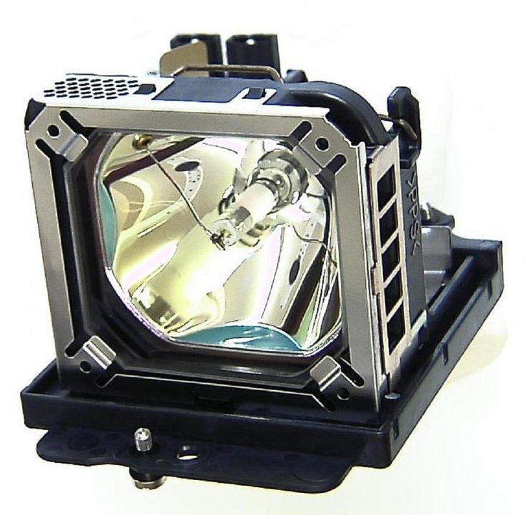 Genuine AL™ RS-LP01 Lamp & Housing for Canon Projectors - 150 Day Warranty