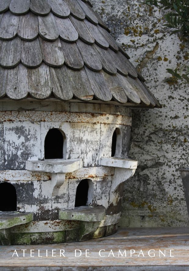 SOLD #22/154 B Wooden English Dovecote | Shelters...around ...