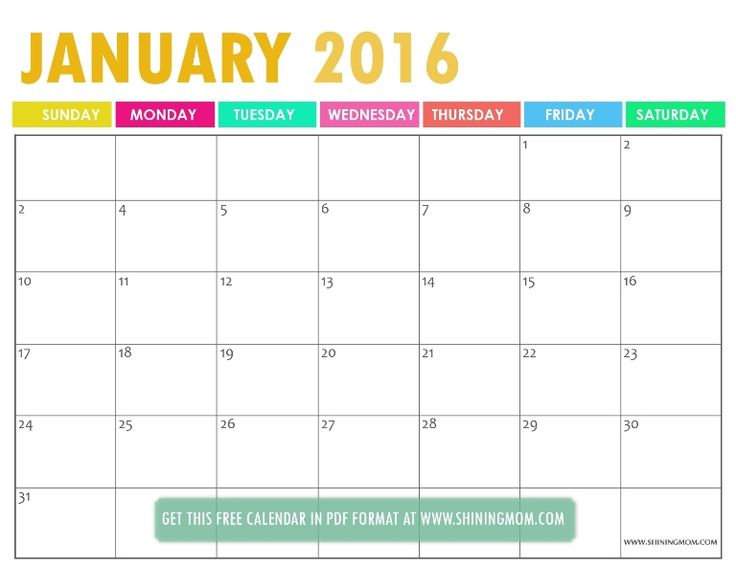 Blank Calendar With Room To Write : Printable calendars with writing space autos we