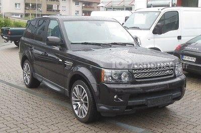 Land Rover Range Rover Sport SDV6 Hse Ssd