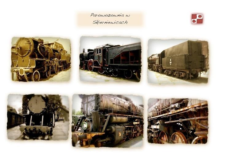 Skierniewice (Poland) Old Trains Museum