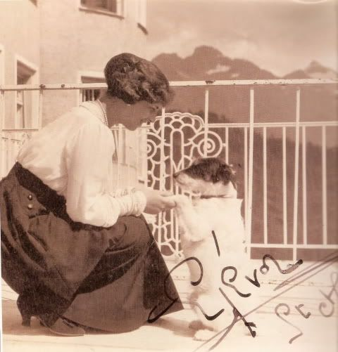 Princess Helen of Greece 1917