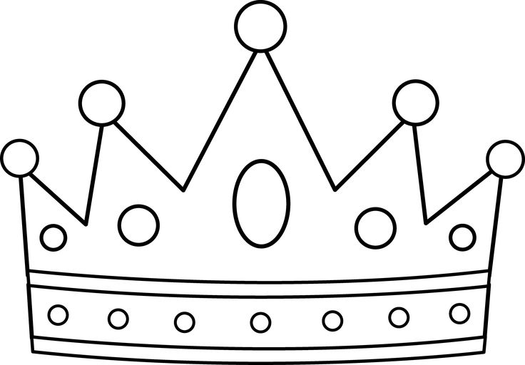 best 20  crown template ideas on pinterest