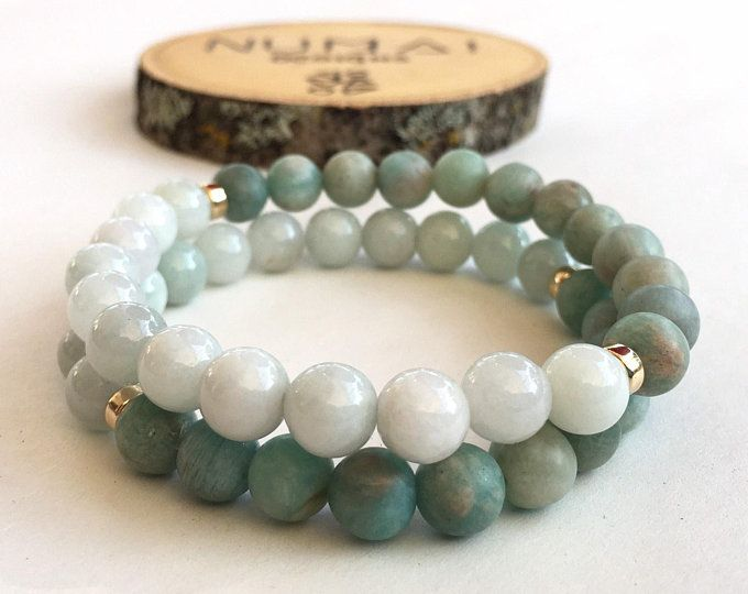 bijoux burma bracelet argent et jade