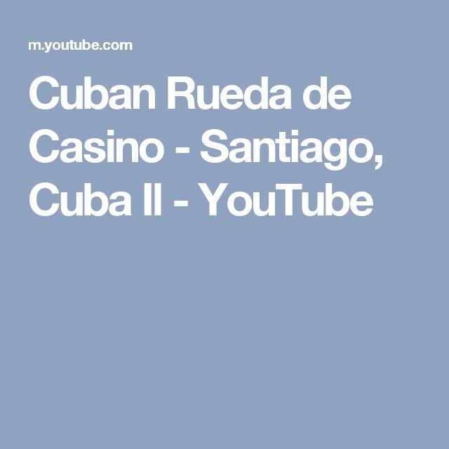 Cuban Rueda de Casino - Santiago, Cuba Il - YouTube