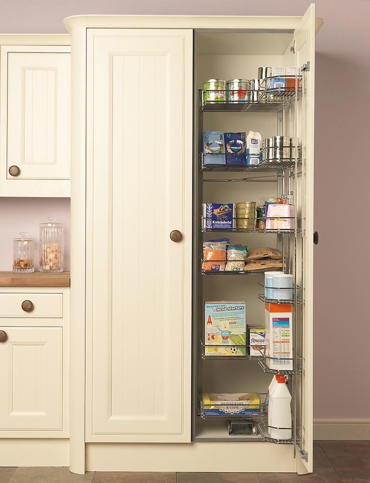 Dispenser Larder Storage Solutions