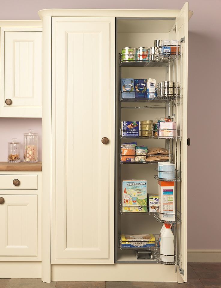 1000 images about shaker style on pinterest solid wood for Oak kitchen larder units