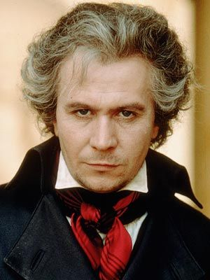 Gary Oldman as Ludwig von Beethoven: Adorable People, Ludwig Vans, Favorite Actor, Happy Birthday, Gary Oldman, Immortal Beloved, Character Actor, Favorite Movie, Favorite People
