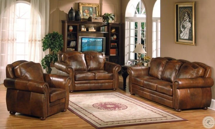 Arizona Marco Leather Living Room Set In 2021 Leather Living Room Set Living Room Leather Leather Living Room Furniture