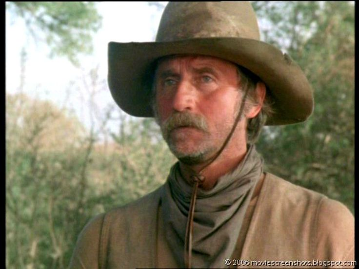 From the mini series Lonesome Dove