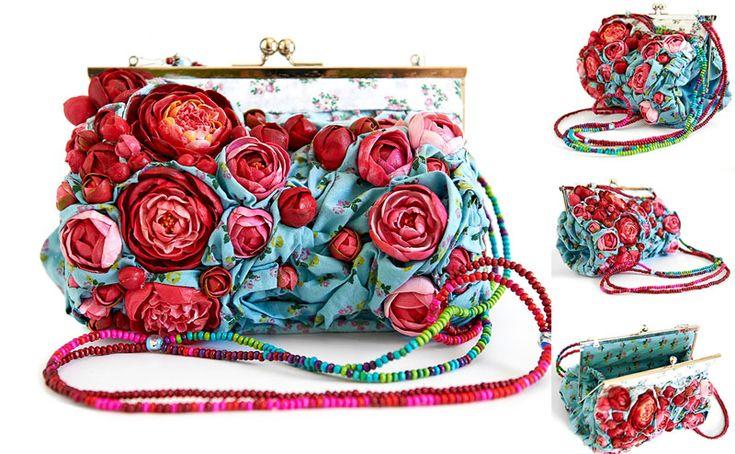 Потрясающие сумочки Claudia Chindea