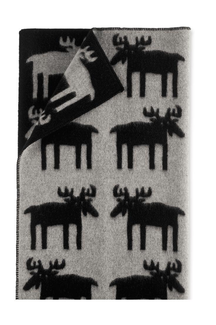 BLANKET ELG - Blankets - Mall of Norway