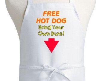 Funny Novelty Aprons With Offensive Sayings Wanna Buy A Vowel