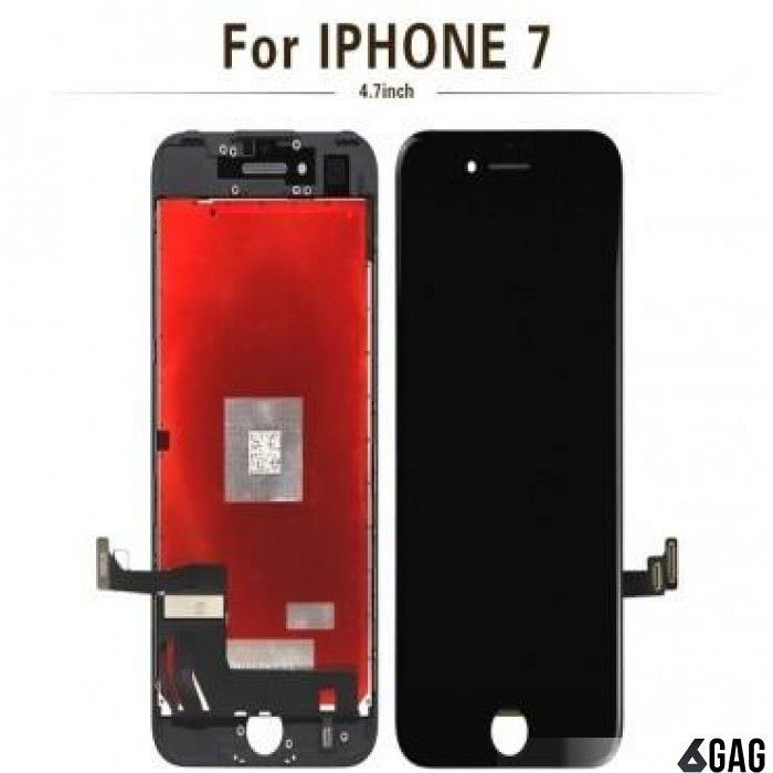 Apple iPhone 7 4.7 LCD Screen and Digitizer Assembly with Frame - Black CA$199.99