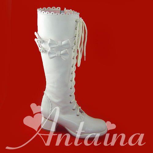◢ no * tai * na * ◣ LOLITA delikat prinsesse kjole Med mote støvler i 9021 - Taobao