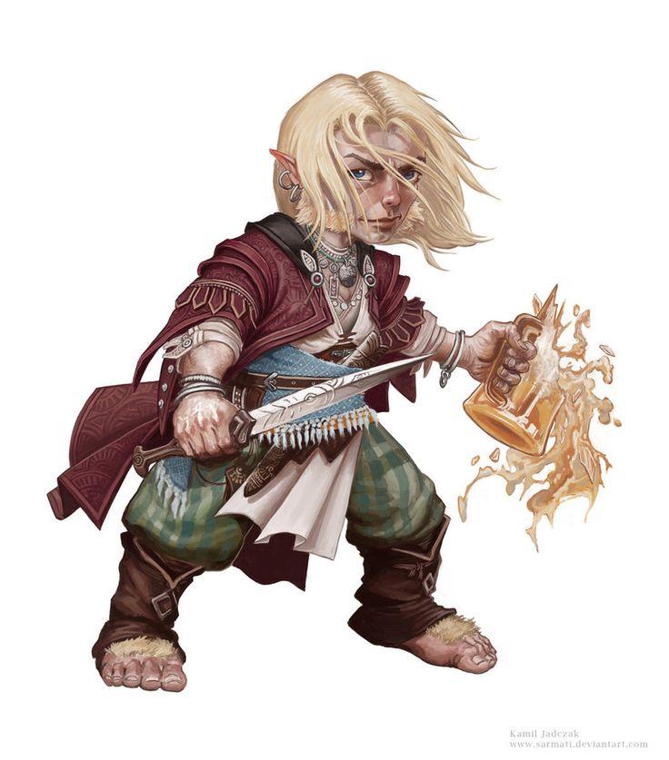 Pathfinder LAB's contest ICONIC CHARACTER Kyra by Fantasy-NPC on DeviantArt