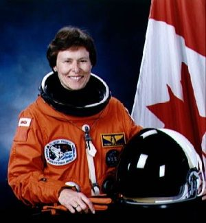 Roberta Bondar (BSc '68) was the first Canadian female astronaut to go into space, as well as the first neurologist. And, she was a Girl Guide!