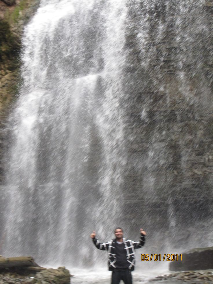 me at the waterfalls