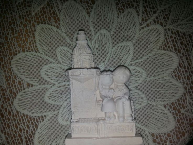 Kiz kulesi modeli... guzel bir nikah ve nisan hediyesi...