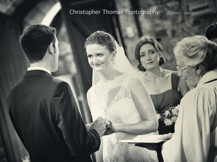 Church Wedding, Brisbane Wedding Photographer, Christopher Thomas Photography