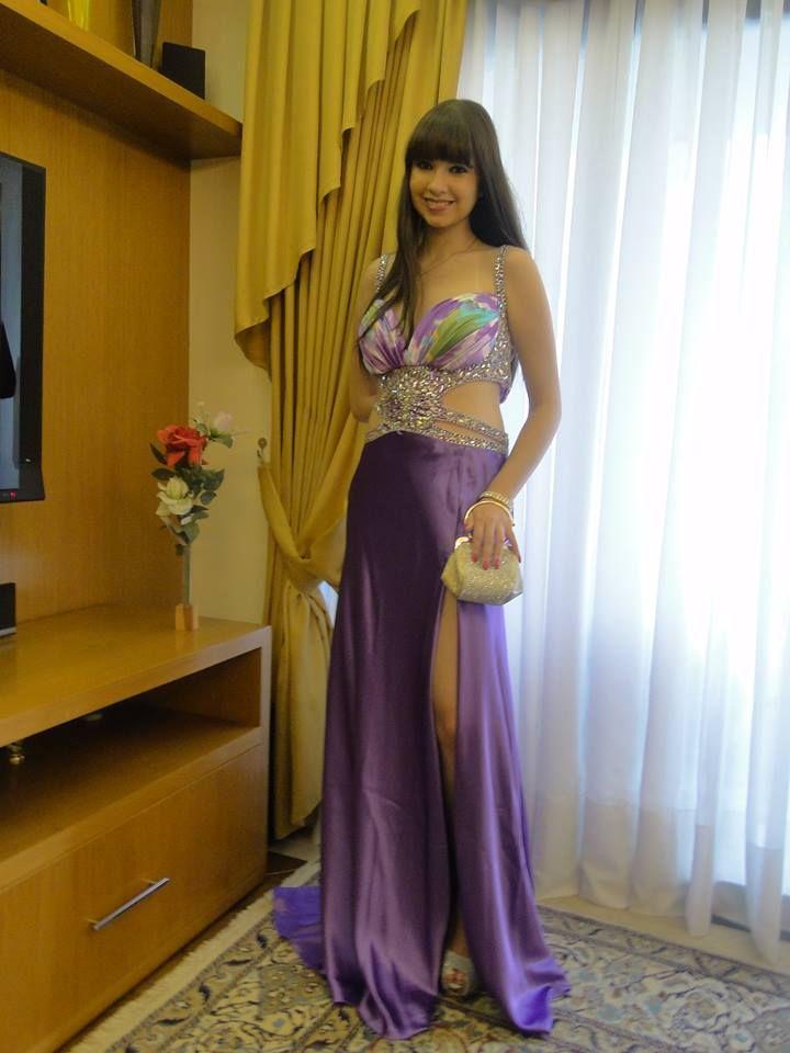 Vestido de festa Jasz Couture tamanho 46. Acesse www.blacksuitdress.com.br