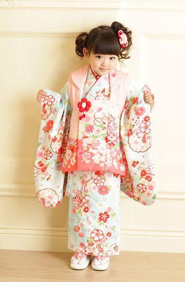 """七五三Shichi-Go-San (七五三, lit. """"Seven-Five-Three"""") is a traditional rite of passage and festival day in Japan for the age of 3, 5 and 7. Boys get their time alone in the spotlight at 5, and girls at 7, held annually on November 15 to celebrate the growth and well-being of young children."""