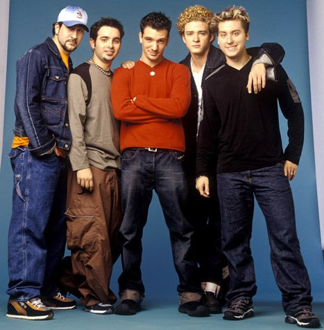 """JC Chasez: An 'N Sync Reunion is """"Just Not in the Cards ..."""