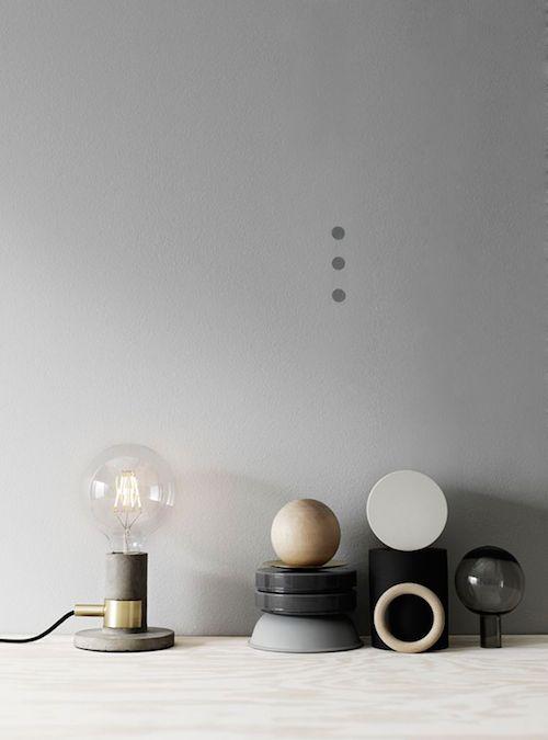 Marvelous Leuchten Wie Wohnen Ideen Leuchttisch Design blogs Produktdesign Bewegungsmelder Sockel