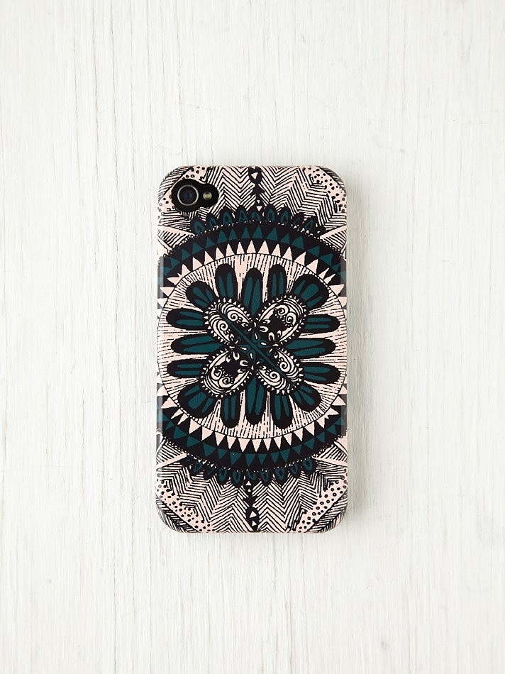 Shine Printed iPhone Case at Free People Clothing Boutique: Iphone Cases, People Prints, Freepeopl Iphone, Free People Clothing, Prints Iphone, Iphone 4 4S, Phones Cases, People Iphone, 4 4S Cases