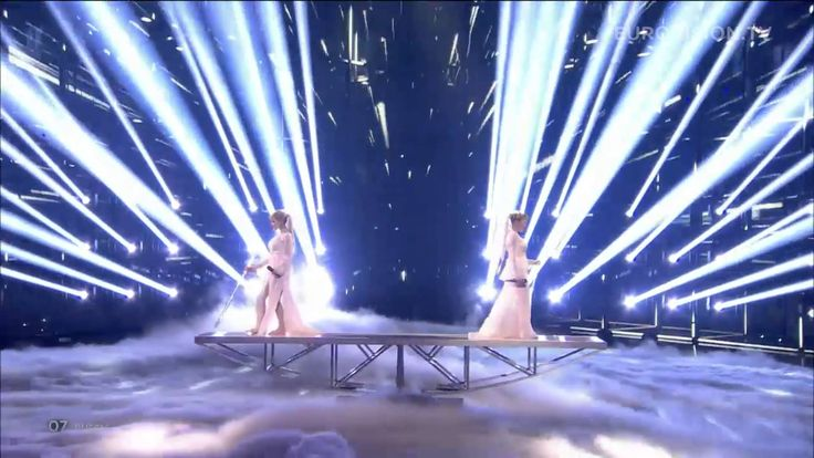 Tolmachevy Sisters - Shine (Russia) 2014 Eurovision Song Contest First S...