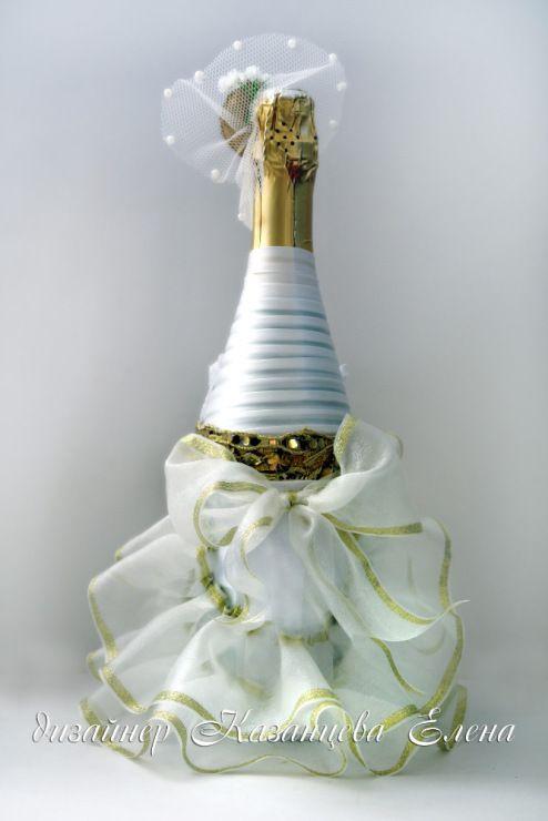Gallery.ru / Фото #12 - свадебные бутылки - kazantceva