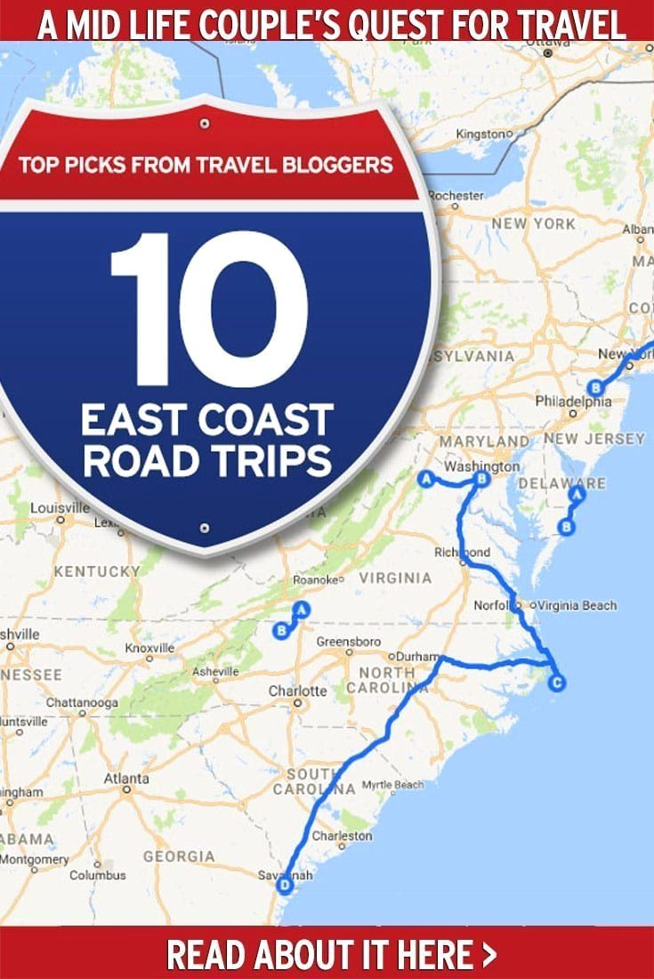 USA road trip America is one of the most drivable countries on the