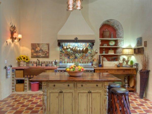 Les Meilleures Idées De La Catégorie Maisons Coloniales - Table renaissance espagnole pour idees de deco de cuisine