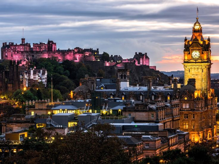20. EDINBURGH, SCOTLAND — Scotland's capital is perched on a series of extinct volcanoes and rocky crags. Visitors can get sweeping views of the city from the stunning Edinburgh Castle. The city also plays host to an array of international festivals throughout the year, as well as a bustling nightlife scene year-round.