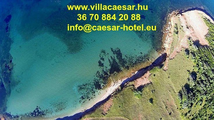 https://flic.kr/p/Dzkggp | Vlla Caesar infó | A Caesar Hotel a Vir sziget központi részén található és számos szobát kínál a szigetre utazóknak Vir sziget szállás