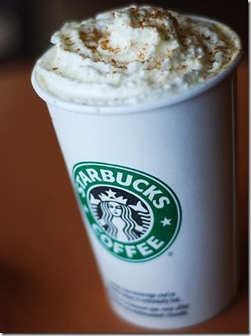Spiced Pumpkin Latte - I need one now.