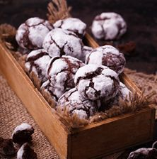 Υπέροχα, ανάλαφρα και κυρίως οικονομικά, τα μπισκότα με τις μεγάλες χαρακτηριστικές χαρακιές είναι διάσημα σχεδόν σε όλο τον κόσμο