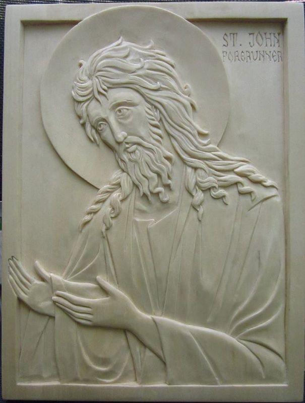 St John the Baptist - the Forerunner
