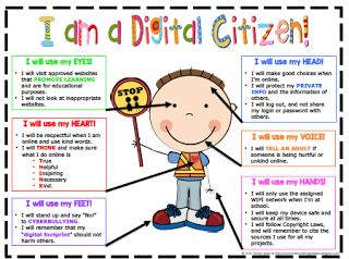 The Book Fairy-Goddess: Digital Citizenship Update
