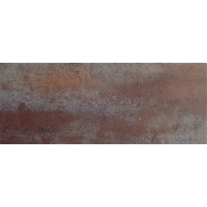 Carrelage faïence rouille planetario golden brown 20x50 cm 36,29 €