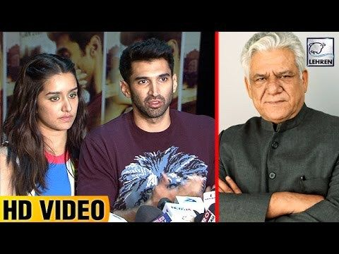 Ok Jaanu stars Shraddha Kapoor and Aditya Roy Kapur gets emotional while sharing memories of late Om Puri. Check out what they said.  For More Such News & Gossips Subscribe now!